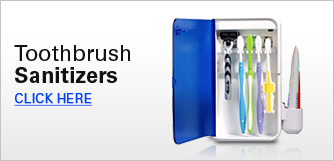 Toothbrush Sanitizers